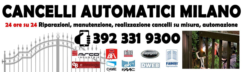 Cancelli Automatici Milano